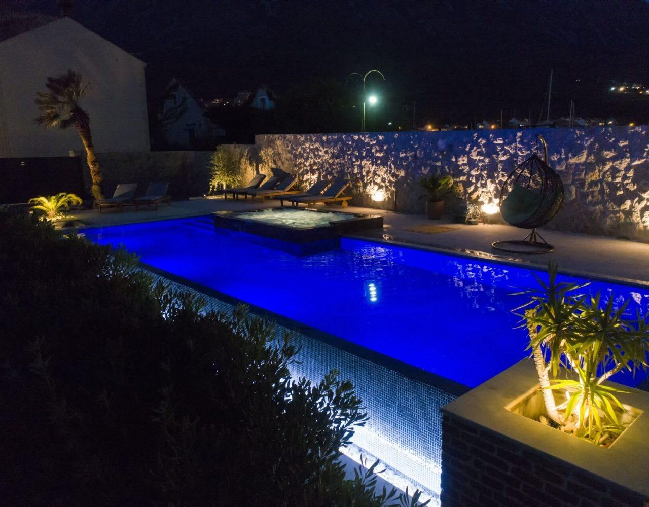 luxury villa near dubrovnik